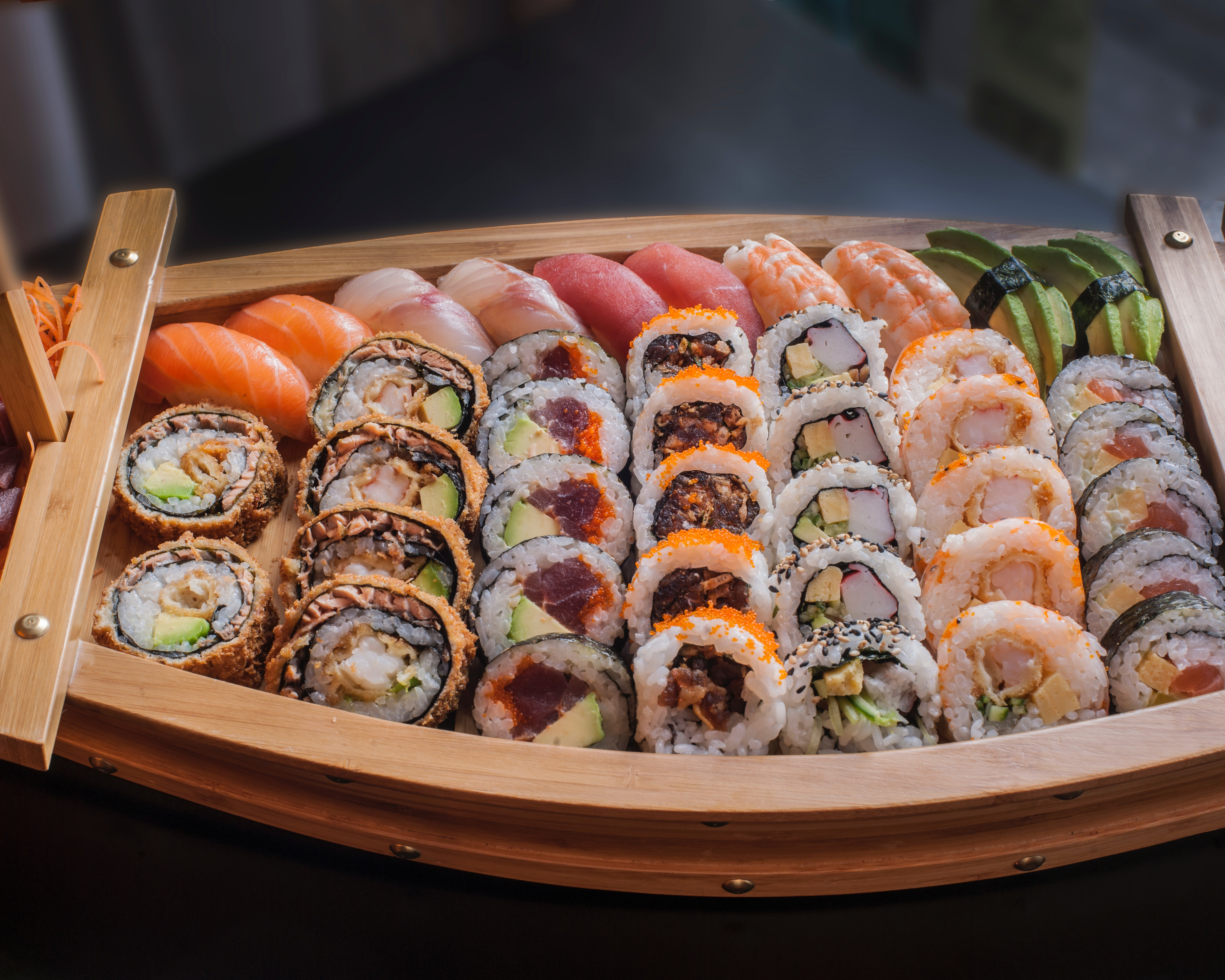Quale vino abbinare al sushi?