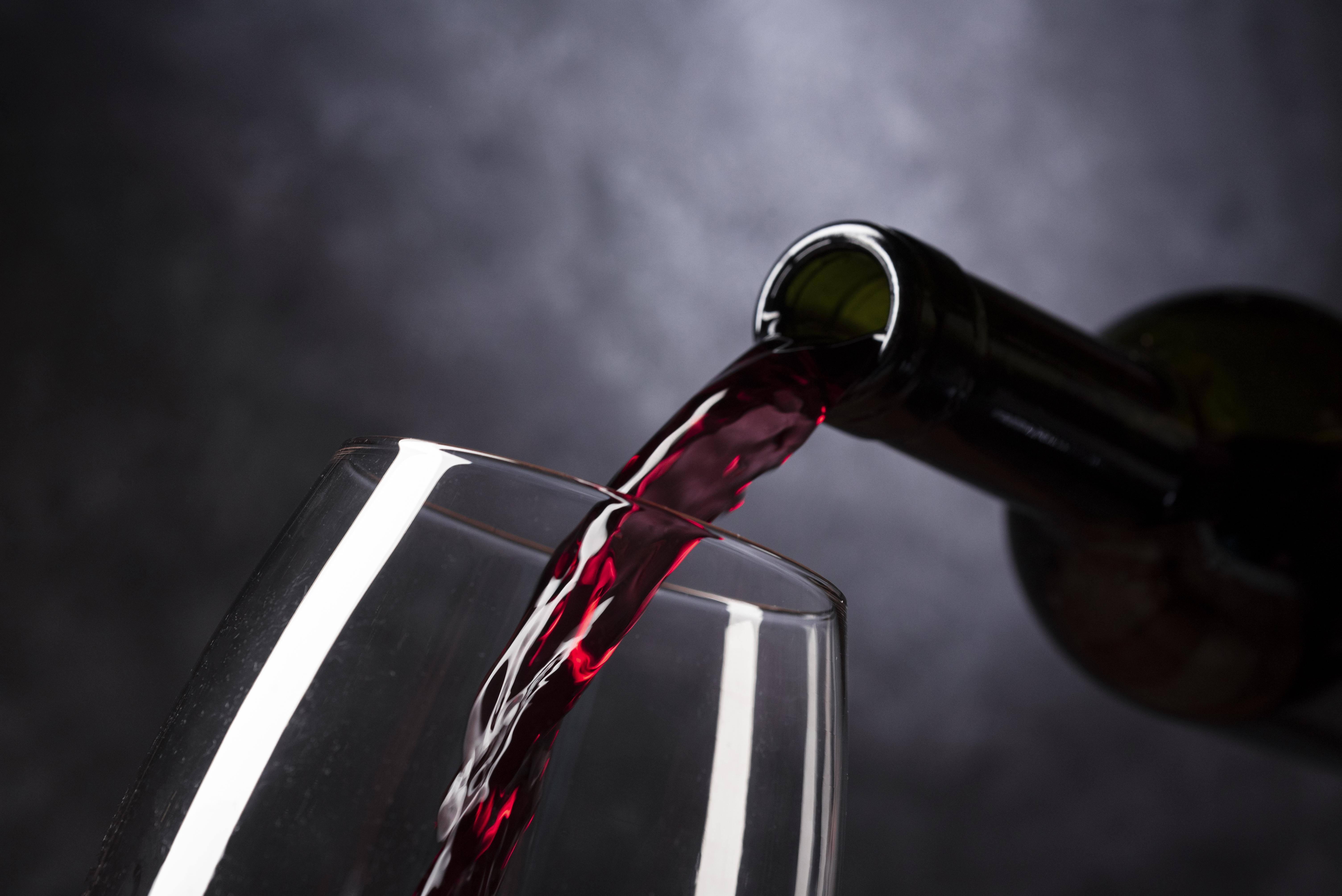 La persistenza del vino