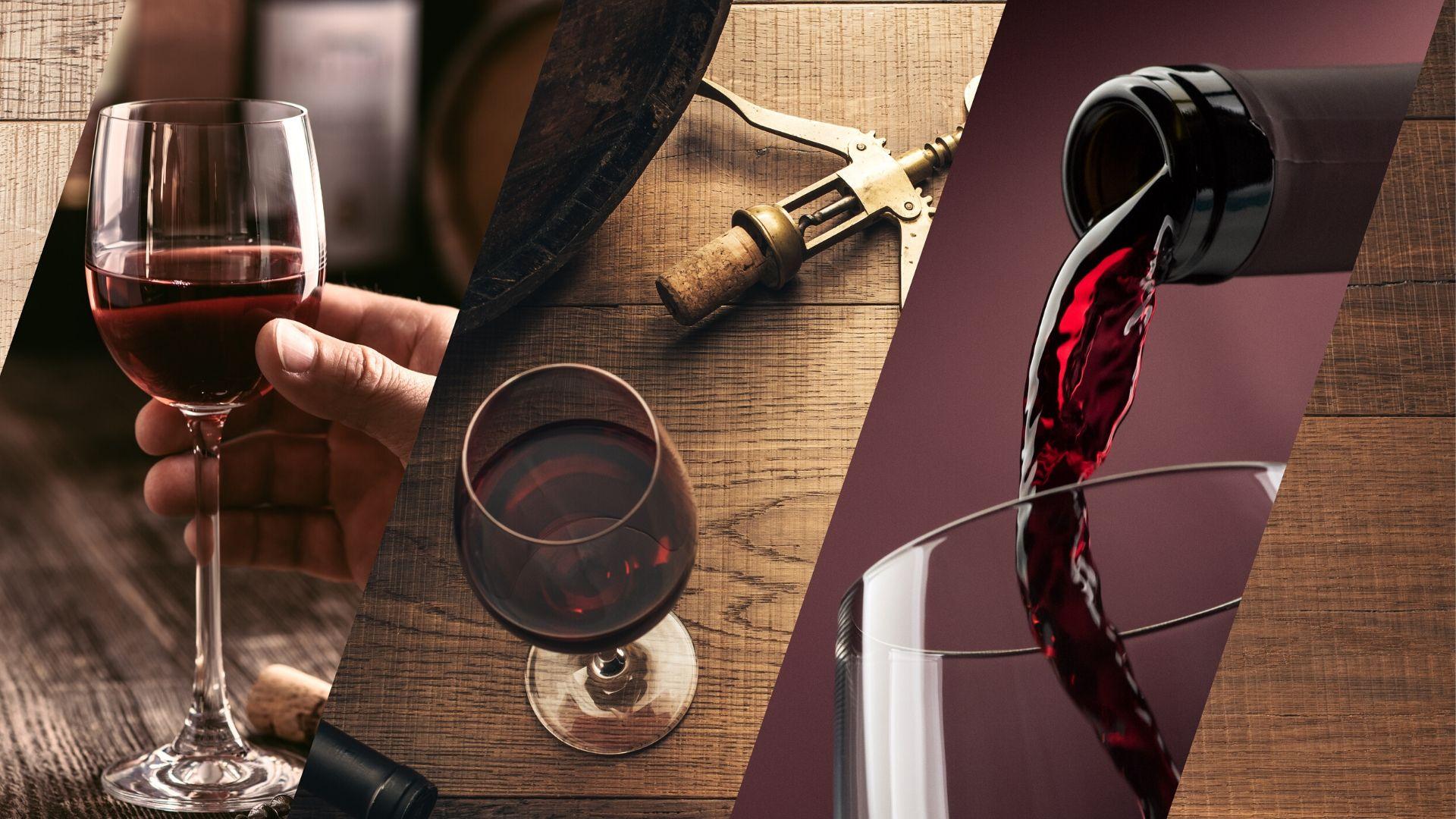 Come servire il vino?