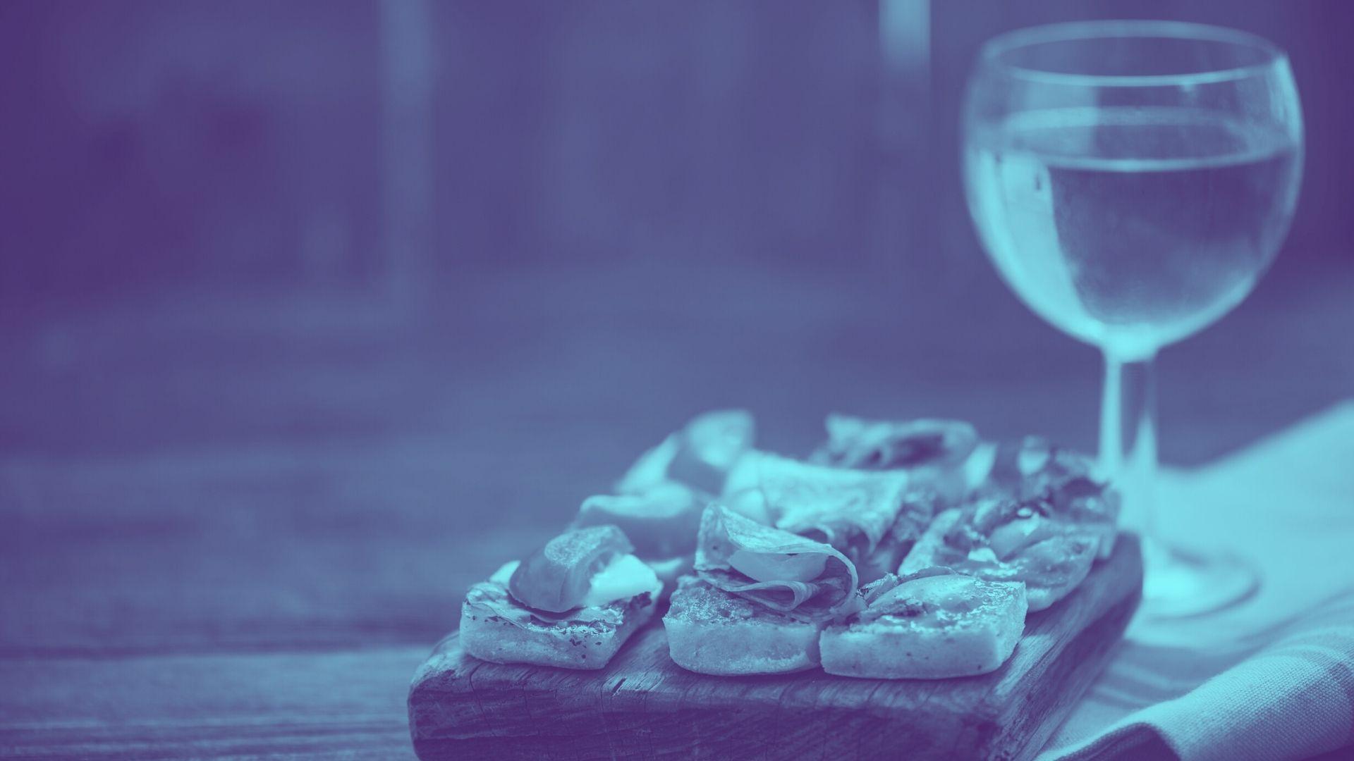vino e aperitivo