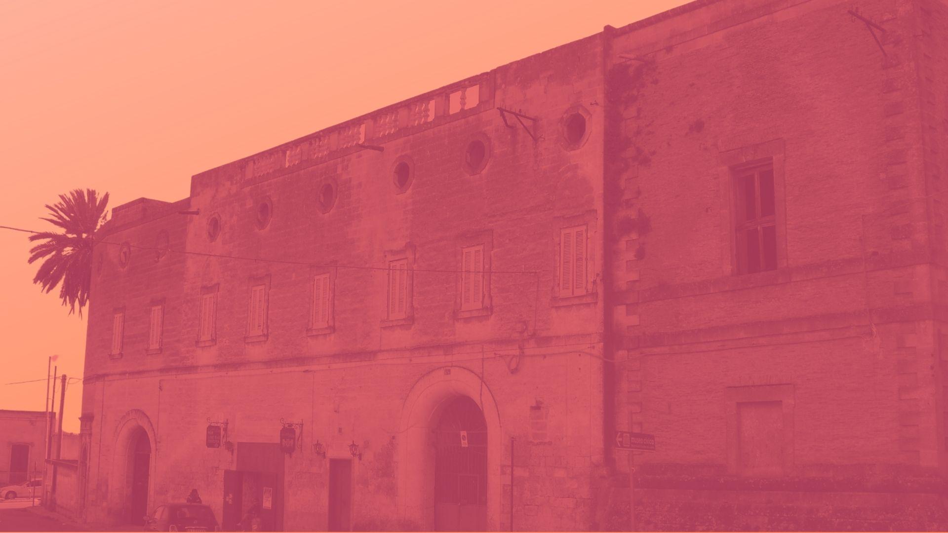 Palazzo Marchesale a Lizzano