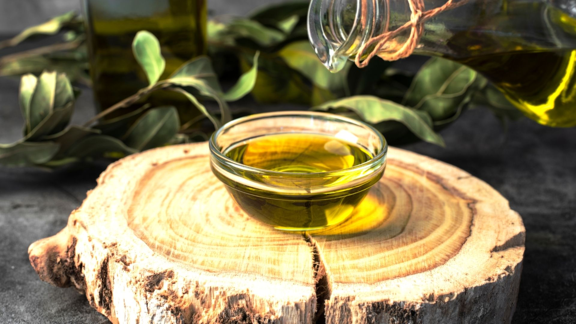 Olio Extravergine d'Oliva: gusto inconfondibile
