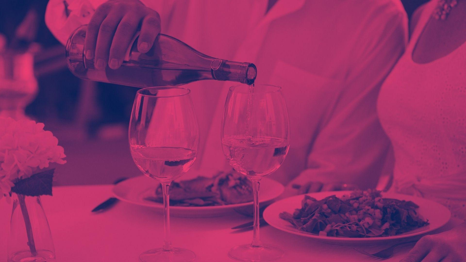 Come abbinare vino bianco e cibo?